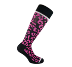 Funky Pink compression socks