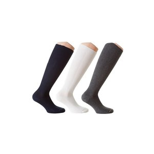 Support socks in cotton, 18-20 mmHg